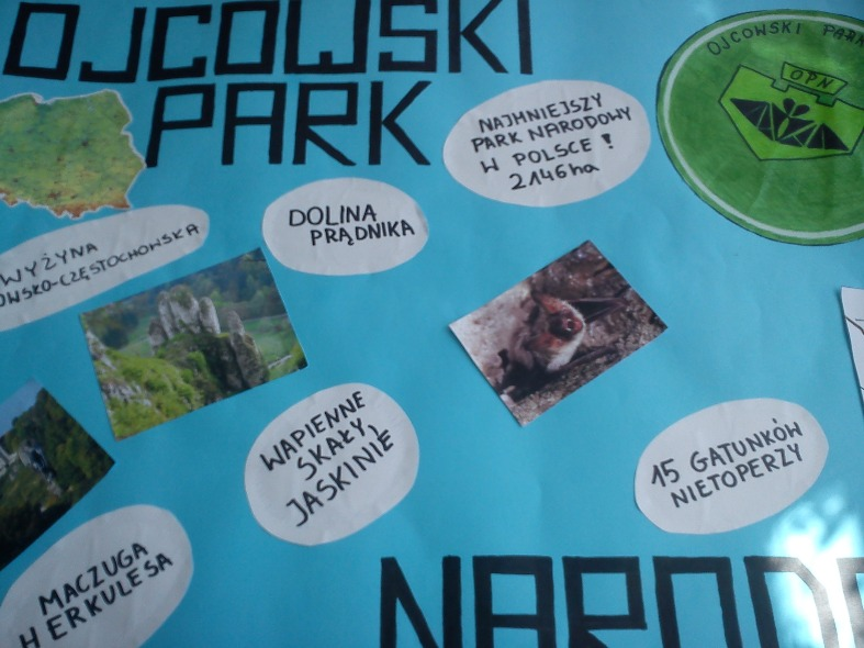 Polskie Parki Narodowe Konkurs Przyrodniczy Szkoła